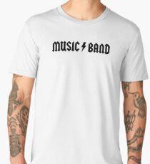 MUSIC / BAND - 30 Rock - Music Band Men's Premium T-Shirt