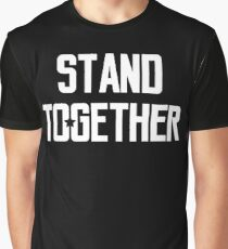 Stand Together Graphic T-Shirt