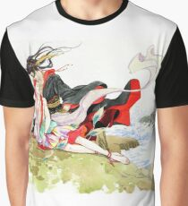 The adventures of Luan and Zhu Yin Graphic T-Shirt