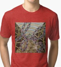 Zentangle 159 Tri-blend T-Shirt