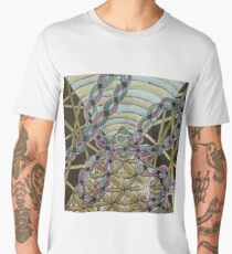 Zentangle 159 Men's Premium T-Shirt
