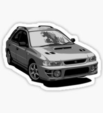 Impreza Sticker