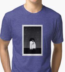 melt ya face off Tri-blend T-Shirt