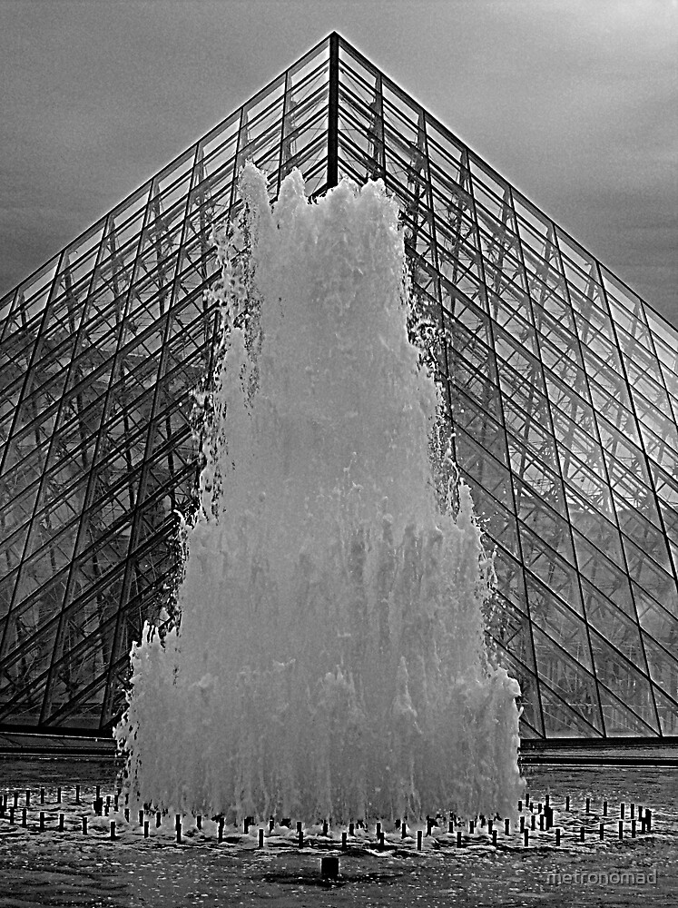 In Louvre With You Baby by metronomad