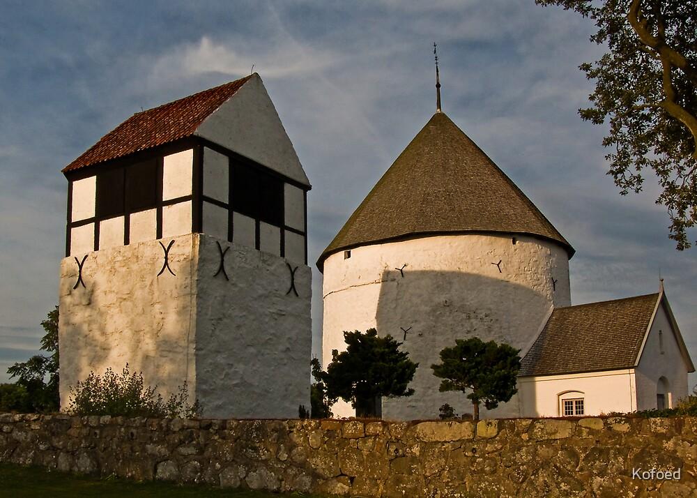 Round Church by Kofoed