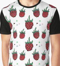 Raspberry mood Graphic T-Shirt