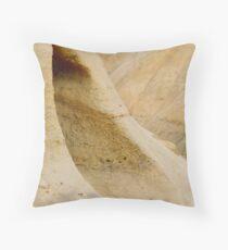 Hidden in the Sand Throw Pillow