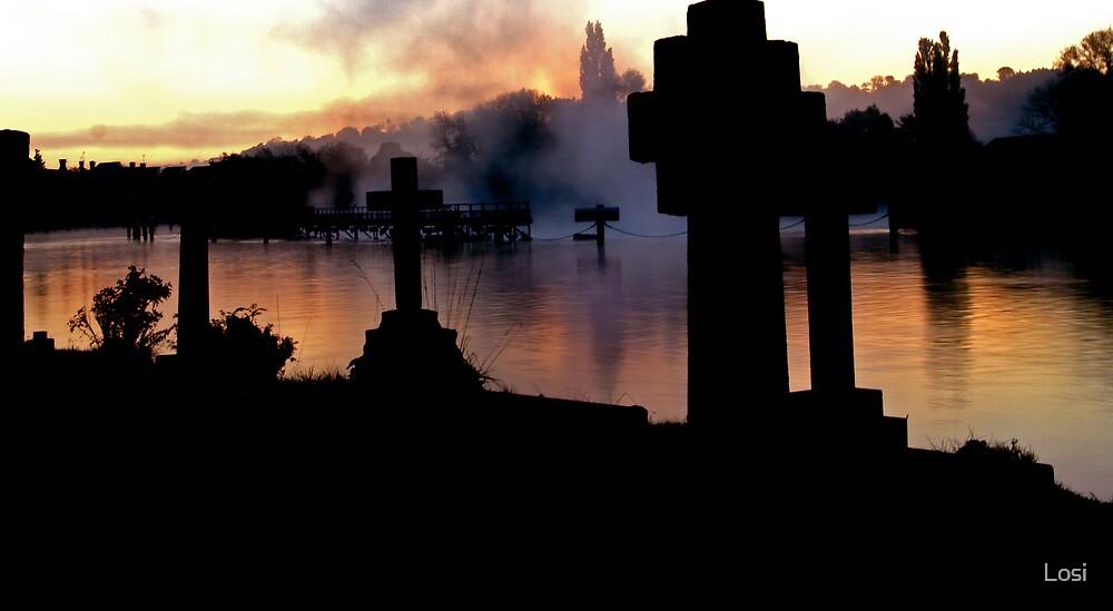 Graveyard Shift by Losi