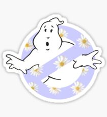 Daisy Ghostbusters- No Background Sticker
