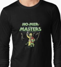 Ho-Mer And The Masters Of The Universe T-Shirt