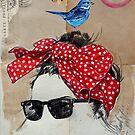 shades and polkadots by Loui  Jover