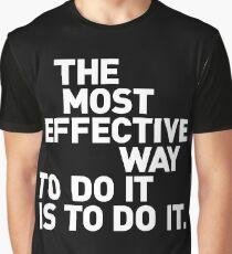 WORK Graphic T-Shirt