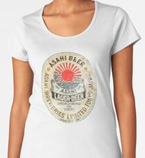 japanese beer Women's Premium T-Shirt