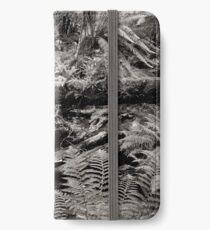 Tasmanian Rainforest 2 iPhone Wallet