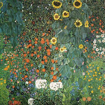Gustav Klimt - The Sunflower by NewNomads