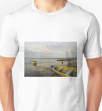 Calm at low tide T-Shirt
