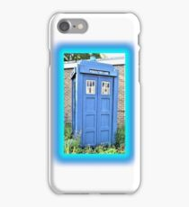 The Real Tardis iPhone Case/Skin