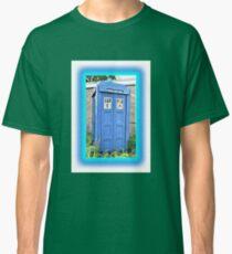 The Real Tardis Classic T-Shirt