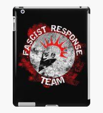 ANTIFA Fascist Response Team iPad Case/Skin