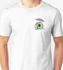 Eye Drawing Design T-Shirt