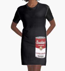 Laudanum Soup Graphic T-Shirt Dress