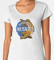 Minnesota muskies Women's Premium T-Shirt