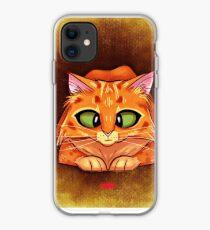 Domestic Cat iPhone Case