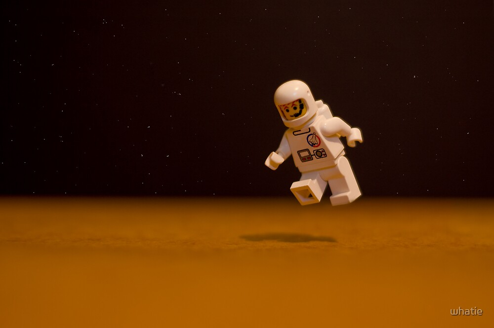 Spaceman by whatie