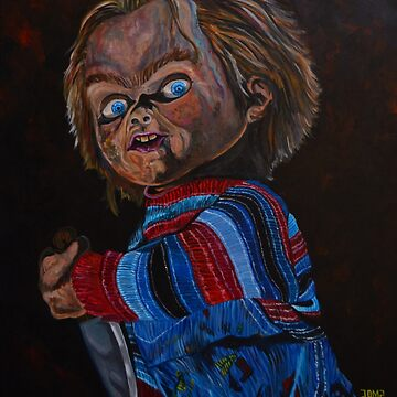 Chucky (Child's Play) de JosefMendez