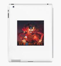 Oswald the Lucky Rabbit Meets Te Ka iPad Case/Skin