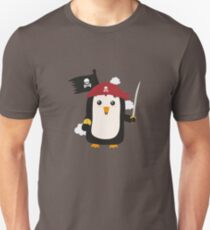 Penguin Pirate Goldcoin R7sp3 T-Shirt
