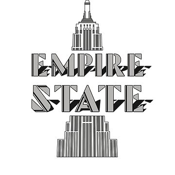 NYC Empire State building by shbubble1