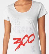 Glo gang X Glory boyz Collab 2 Women's Premium T-Shirt