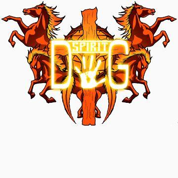 Official Logo v. 1.0 by SpiritDoG