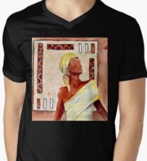 Inner mystery Men's V-Neck T-Shirt