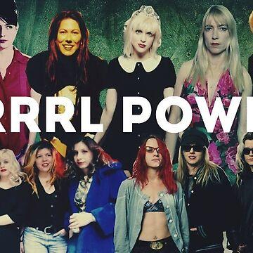 Grrrl power by Dylannn