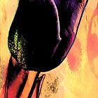 Purple Tulip  by Forfarlass