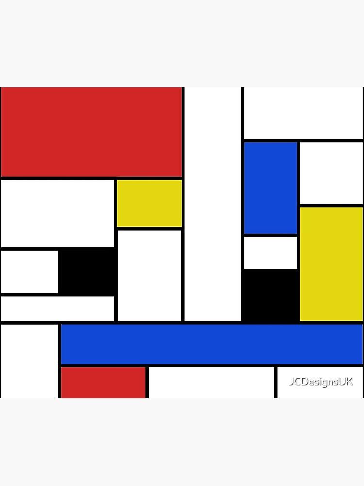 Mondrian Linien von JCDesignsUK