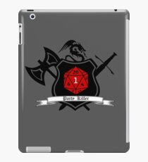 Party Killer Coat of Arms iPad Case/Skin