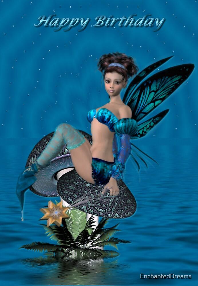 Beautiful Fairy (Happy Birthday) by EnchantedDreams