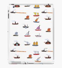 Oh my ships! iPad Case/Skin