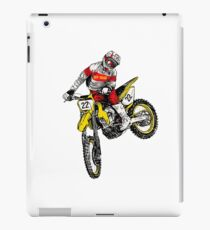 Off Road Biker iPad Case/Skin