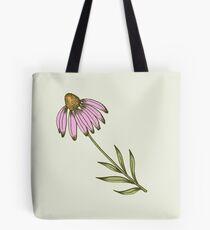 Wild Herbs & Wild Flowers - Pattern Tote Bag