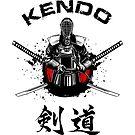 Kendo Krieger von DCornel