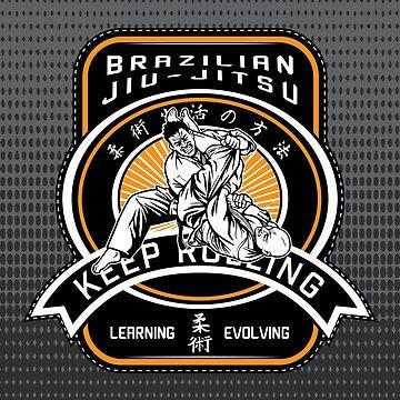 Brazilian Jiu-Jitsu by DCornel