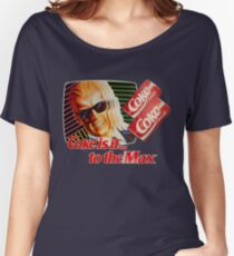 Max Headroom 80s Coke Ad Women's Relaxed Fit T-Shirt