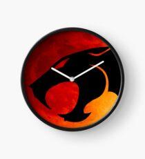 Thundercats - Red Moon Clock