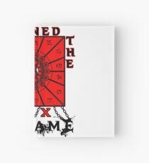 Lament II (Red) Hardcover Journal