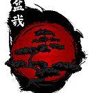 Japanische Bonsai von DCornel