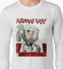 Automobile Two Step Print T-Shirt